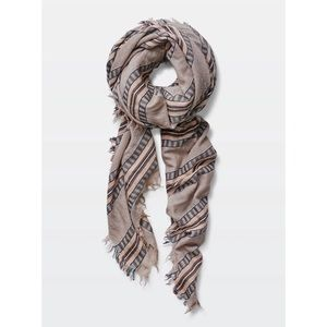 Aritzia Wilfred Mixed Stripes Blanket Scarf